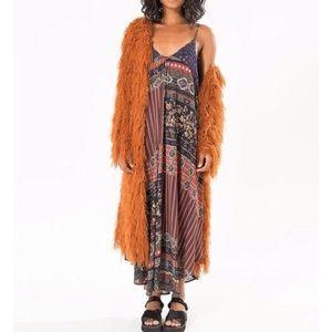 Anthropologie FARM Rio Maxi Dress Boho Gypsy NWT